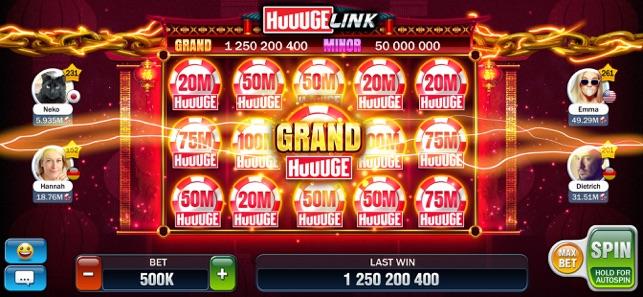 Huuuge Casino Slots Vegas 777 On The App Store
