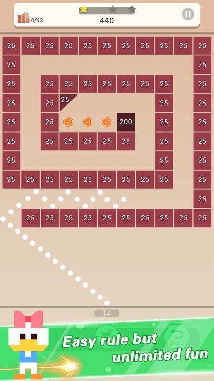 Balls Bricks Crush screenshot-4