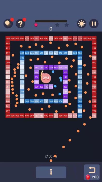 Bricks n Balls screenshot-5