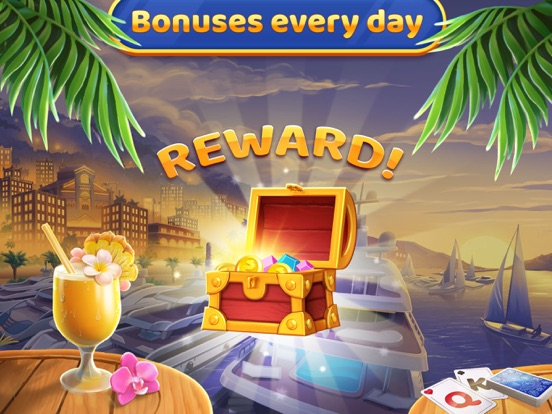 Solitaire Cruise screenshot 9
