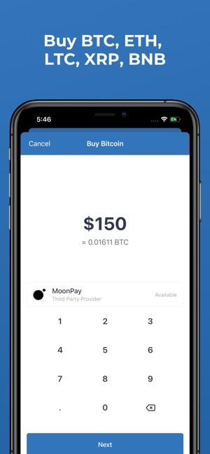 apple wallet bitcoin)