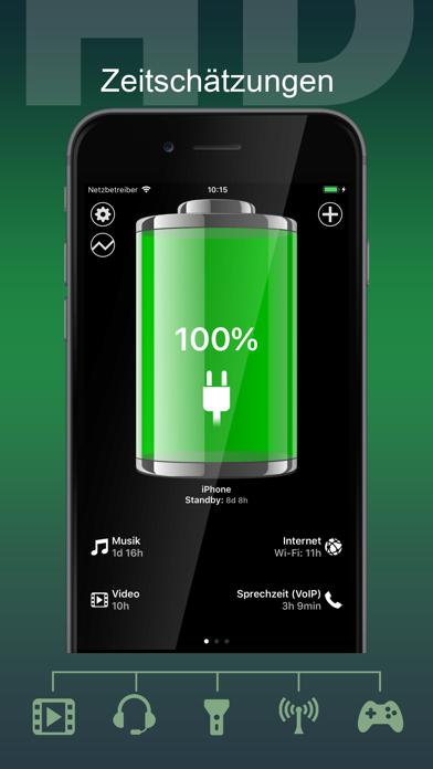 Akku & Batterie HD+ MonitorScreenshot von 1