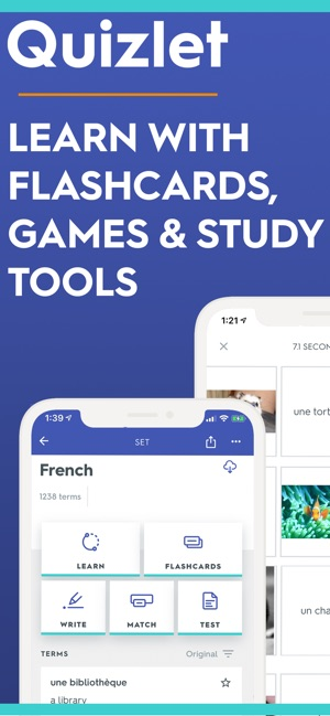 Quizlet Flashcards & Learning on the App Store