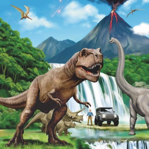 Run Dinosaur - run icon
