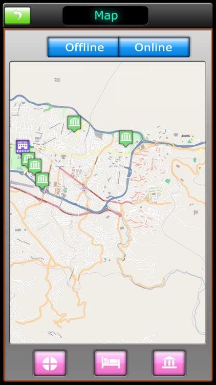Caracas Offline Map Guide screenshot-3