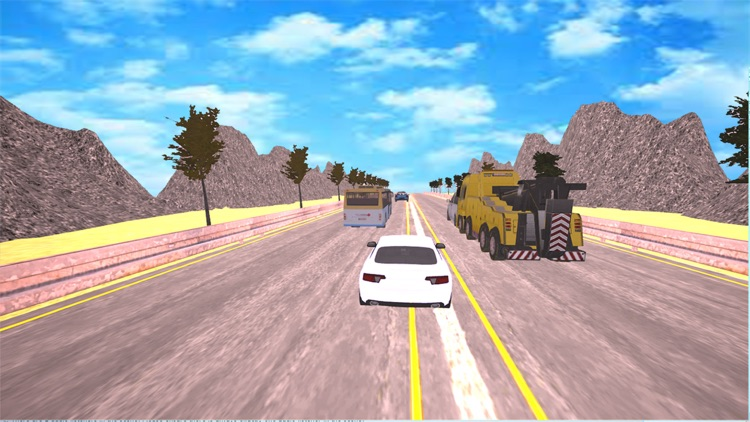 Speedy Car Racer screenshot-4
