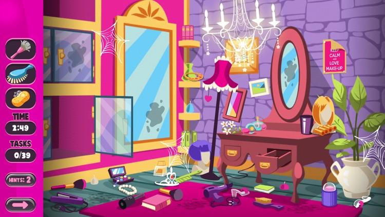Sweet Baby Girl Cleanup House screenshot-4