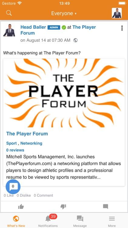 ThePlayerForum screenshot-3