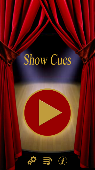 Show Cues review screenshots
