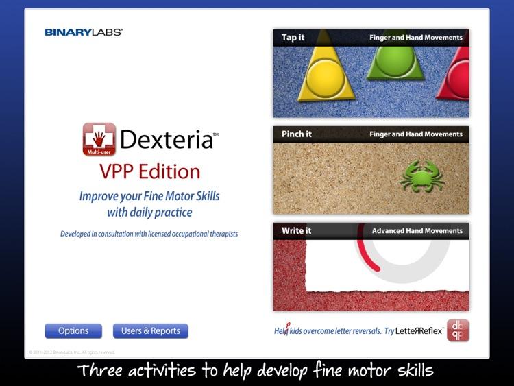Dexteria VPP Fine Motor Skills screenshot-3