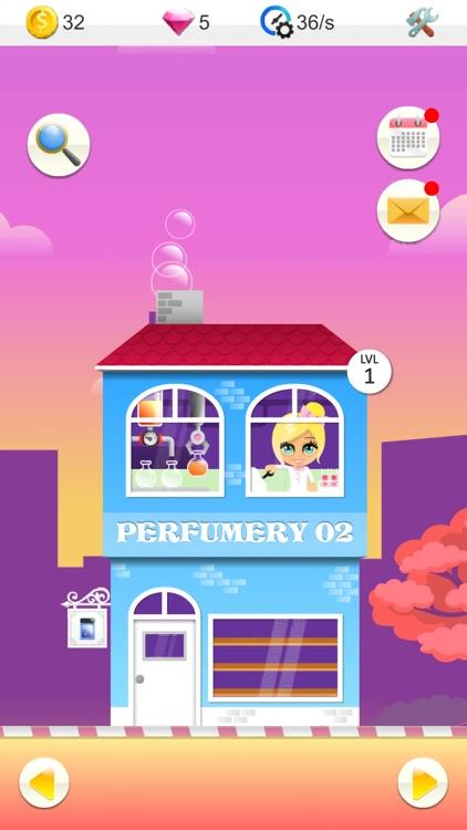 Perfumery Idle Tycoon