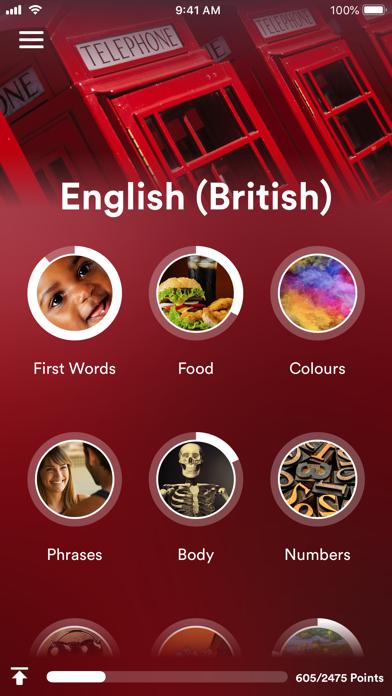Learn British English!