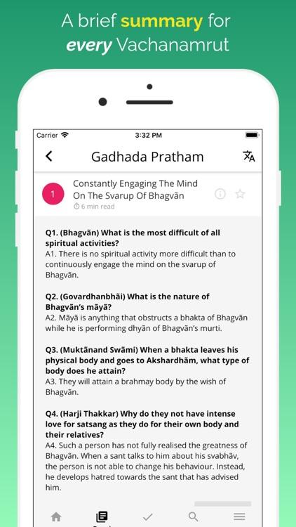 Vachanamrut Learning App screenshot-3