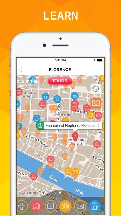 Florence Travel Guide Offline screenshot-3
