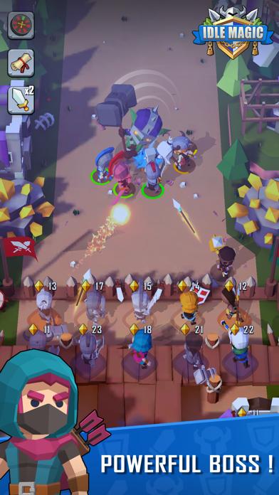 Idle Magic screenshot 6