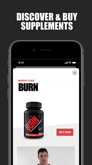 V Shred: Diet & Fitness Screenshot