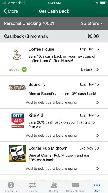Angelina Savings Bank Mobile screenshot-6