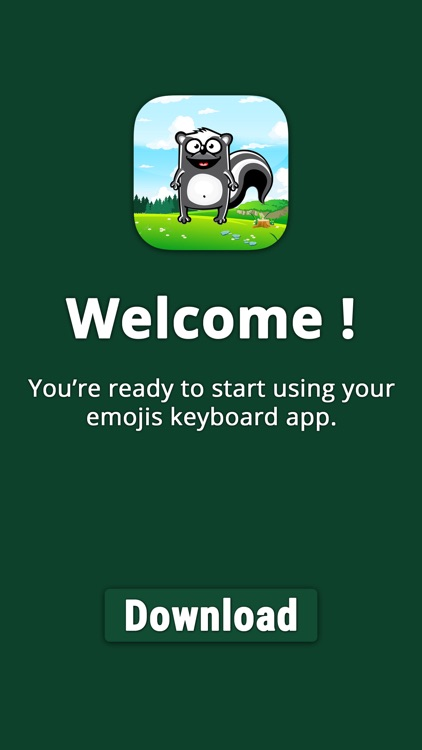 Skunk Emojis