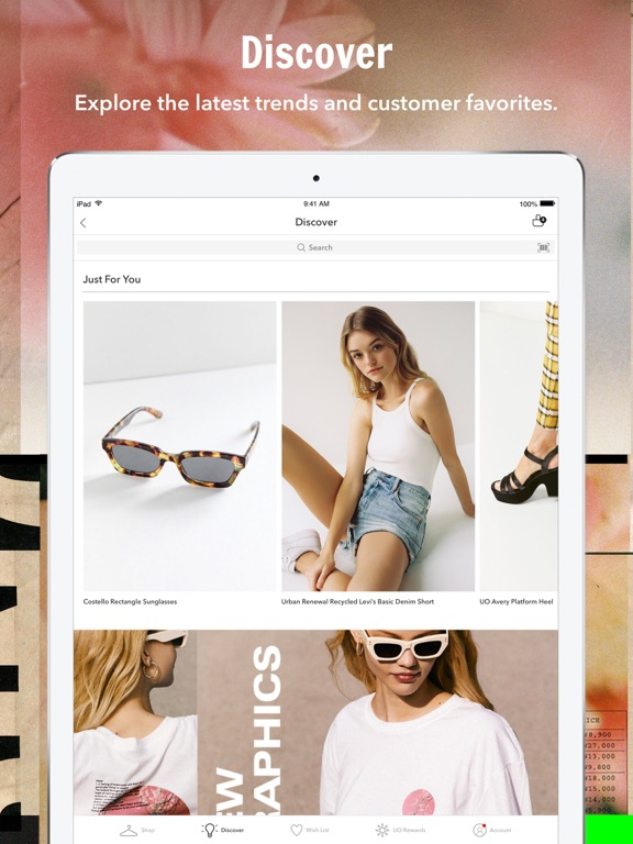 0fa13f1bfe3c Urban Outfitters by Urban Outfitters (iOS, United States ...