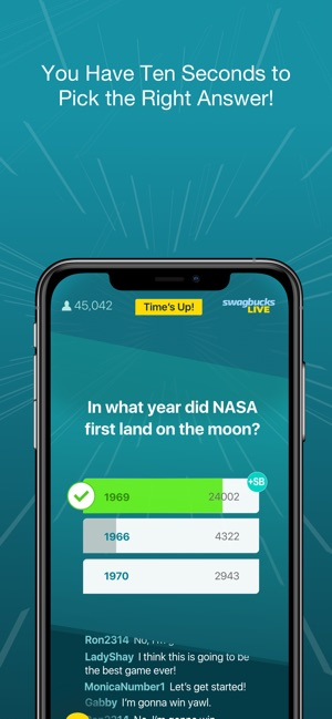 Swagbucks LIVE on the App Store
