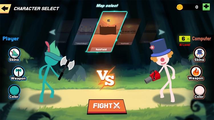 Stickman Fight Battle screenshot-6