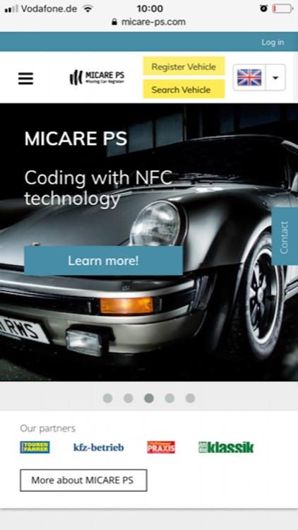 MICARE PS NFC-APP screenshot-4