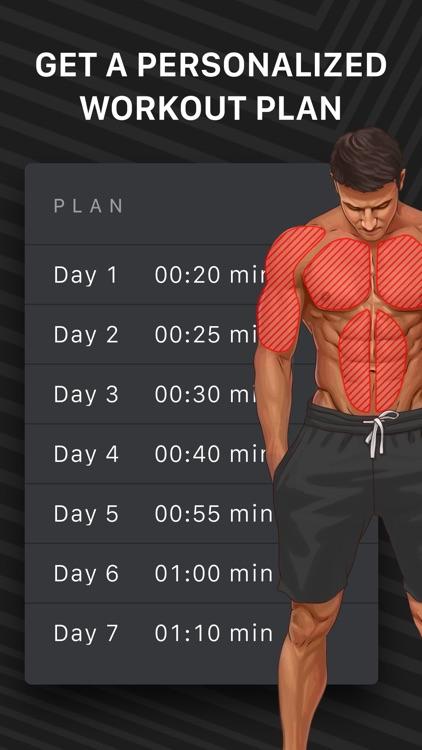 Muscle Booster Workout Tracker screenshot-6
