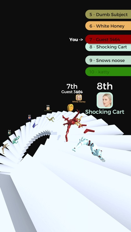 Falling Down Stairs screenshot-8