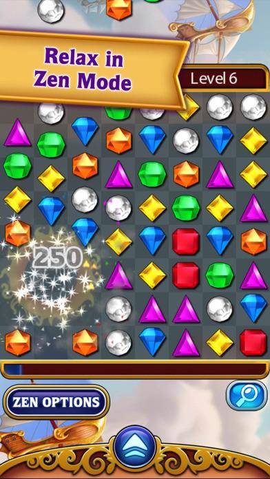 Bejeweled Classic Screenshot on iOS