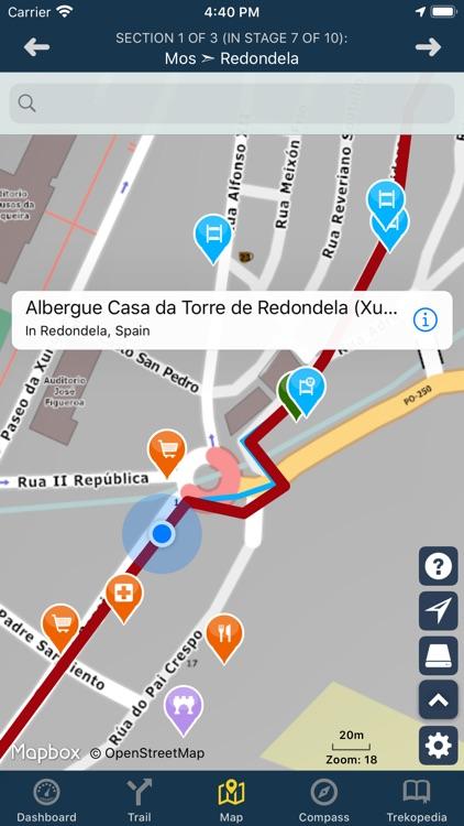 TrekRight: Camino Portugués