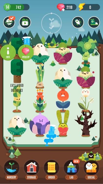 Pocket Plants - Merge Games