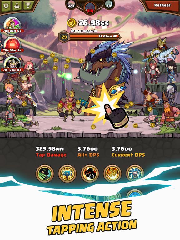 Thor : War of Tapnarokのおすすめ画像2