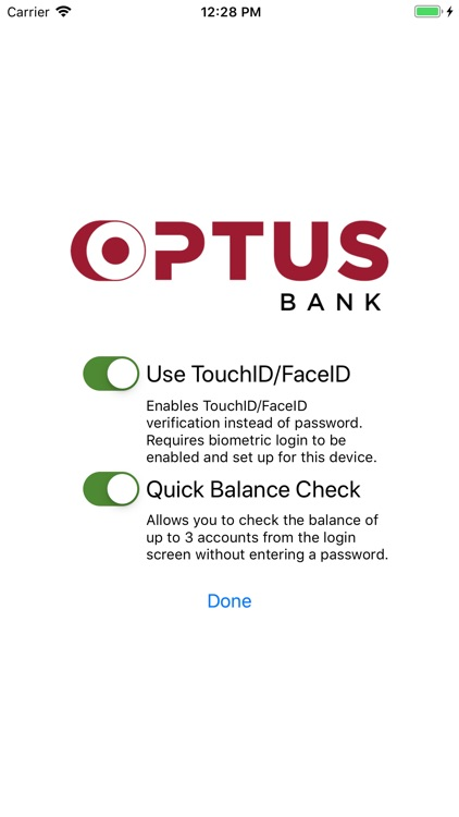 Optus Bank Mobile Banking