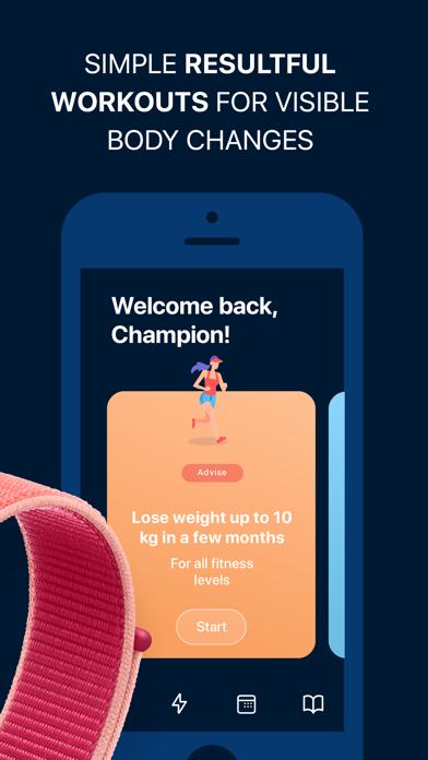 EasyRun - Lose Weight runningのおすすめ画像3