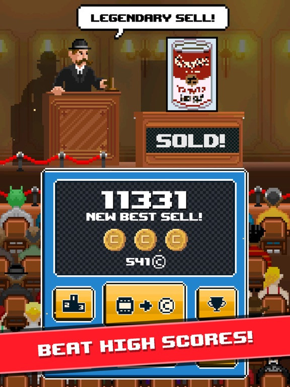 Auctioneer: The Game screenshot 6