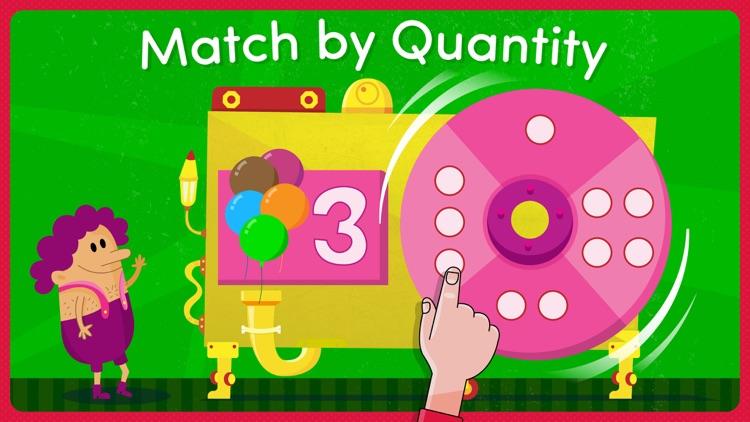 123 Preschool kids math  FULL screenshot-3