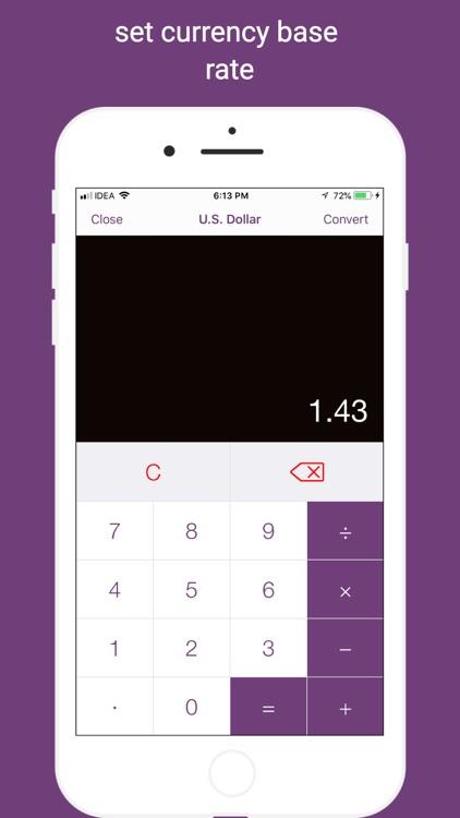 World Currency Calculator screenshot-3
