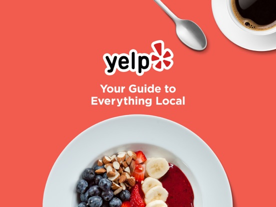 Yelp-Food & Services Around Me-ipad-0