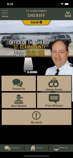 St Clair County AL Sheriff on the App Store
