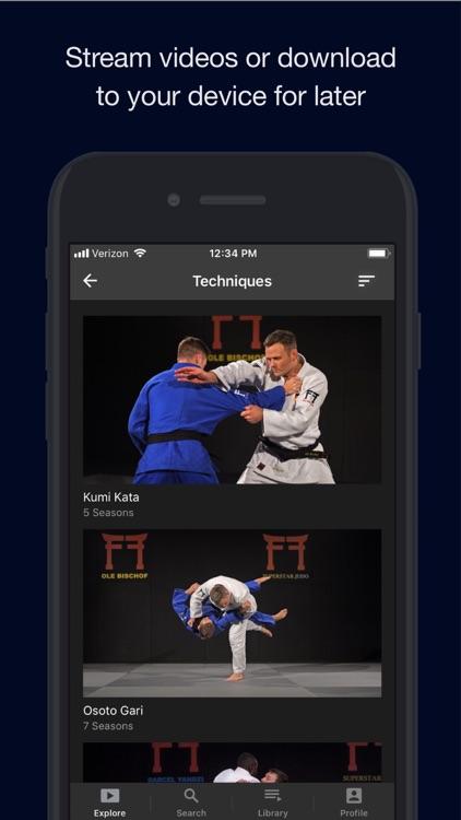 Superstar Judo screenshot-3