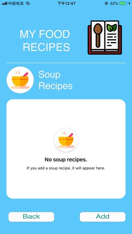 My Food & Recipes screenshot-6