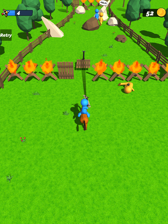 Archer Warrior screenshot 9