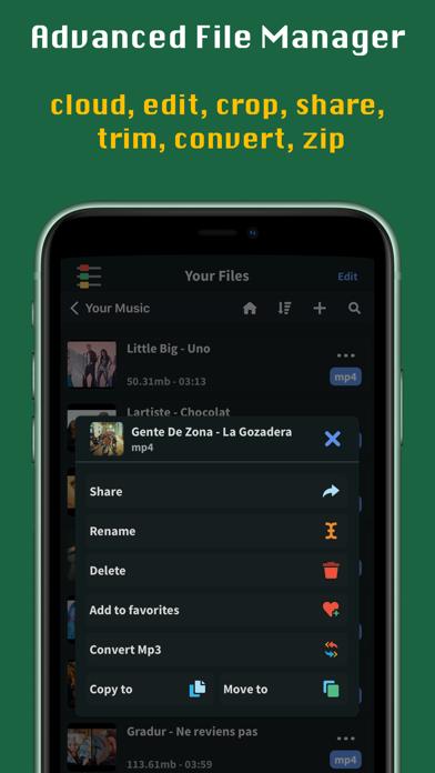 FoxFM - Offline Video Playerのおすすめ画像3