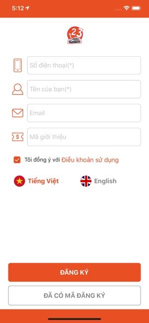 Taxi 123 - App