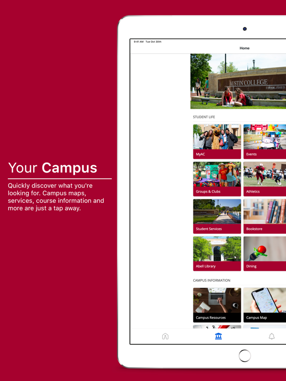 Austin College Mobile App screenshot 6