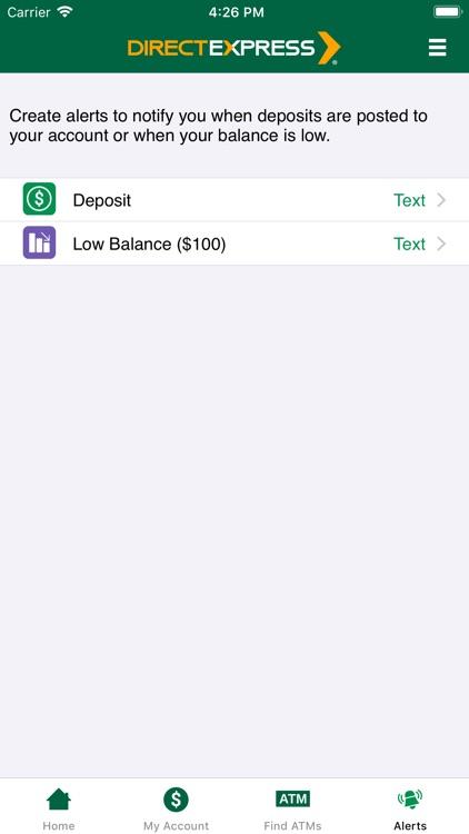Direct Express – 5332 screenshot-4