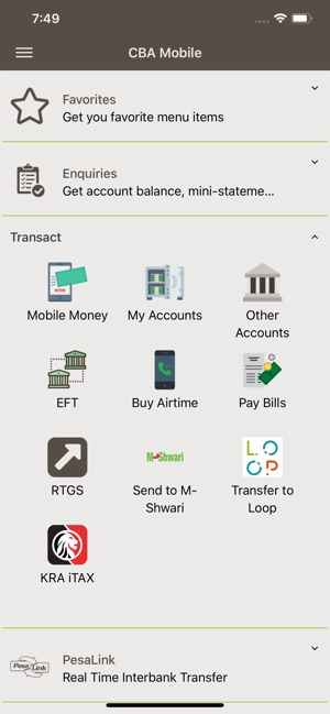 CBA Mobile on the App Store
