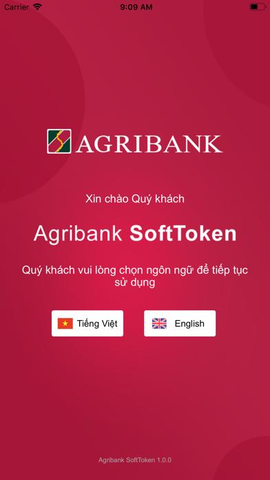 Agribank Soft Token 1