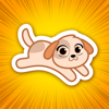 download Michi Puppy- Cute Dog Stickers