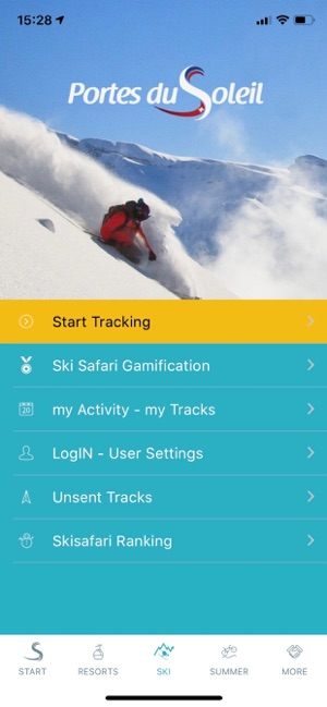 telecharger ski safari gratuit
